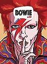 David Bowie en BD par Lamy