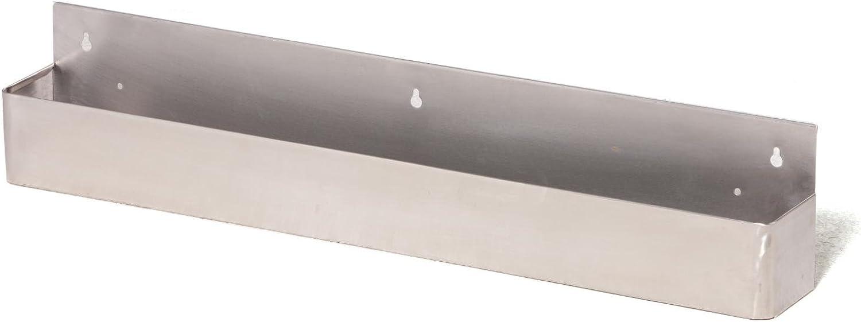 Barregal, Küchenregal, Edelstahl, silber, eckig, Höhe  10 10 10 cm B01DUAF9LG 1be9ec