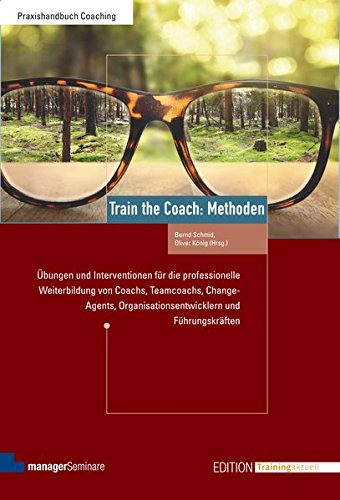 Train the Coach: Methoden (Edition Training aktuell)