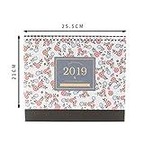2017-2018 Jahr Tischkalender Notizblock Cartoon Kalender Schule / Zuhause Schreibwaren, Wassermelone