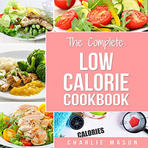 Low Calorie Cookbook audiobook cover art