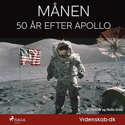 Page de couverture de Månen - 50 år efter Apollo