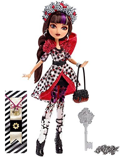 Ever After High Spring Unsprung Cerise Hood Doll by Ever After High