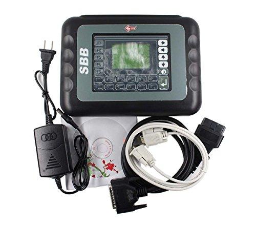 SBB Silca V33.02 SBB Key Programmer Immobilizer For Multi Brand Cars No Need Tokens 9 Languages Key Pro Maker Transponder