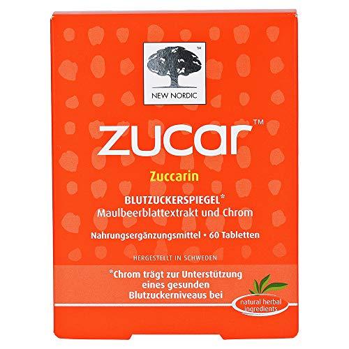 zucar Zuccarin Tabletten, 60 St. Tabletten
