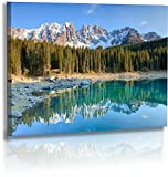 Premium Poster Foto XXL - Natur - Landschaft - Bild -