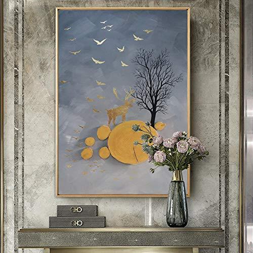 5d diamant schilderij kits volledige boor DIY Abstract vliegende vogel boom 40x50cm Geen frame volwassen diamant schilderij kinderen ambachtelijke kits geschenken