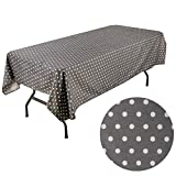 UOMNY 100% Cotton Tablecloth,60X84 Inch Ultra Soft for Kitchen Dining,Dust-Proof Wrinkle Resistant Cartoon Table Cloth for Birthday Table Cover,Bedroom and Tapestry Wall Hanging