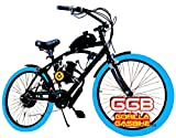 66CC/80CC 2-STROKE MOTORIZED BIKE KIT AND 26' BEACH CRUISER BIKE HIGH PERFORMANCE