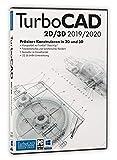 TurboCAD 2D/3D 2019/2020/DVD-ROM -