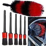 YISHARRY LI Car Wheel Cleaning Brush Kit-18inch Long Soft...