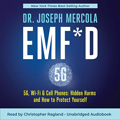 EMF*D audiobook cover art