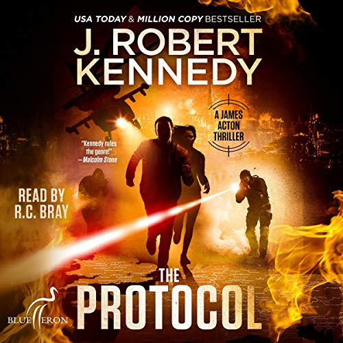 The Protocol: James Acton Thrillers, Book 1