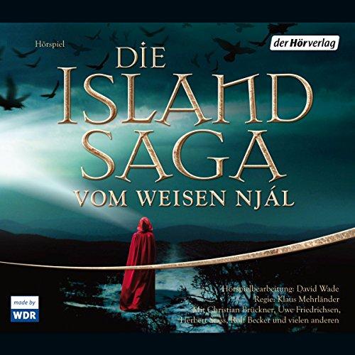 Die Island-Saga vom weißen Njál audiobook cover art