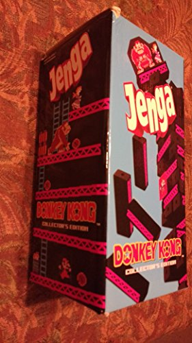 Jenga : Donkey Kong Collector?s Edition
