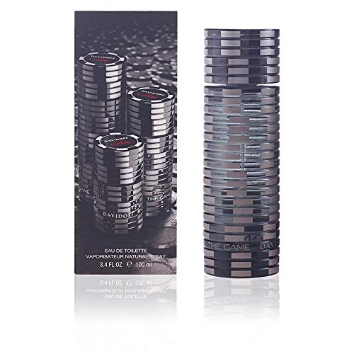 Davidoff The Game Agua de Colonia - 100 ml