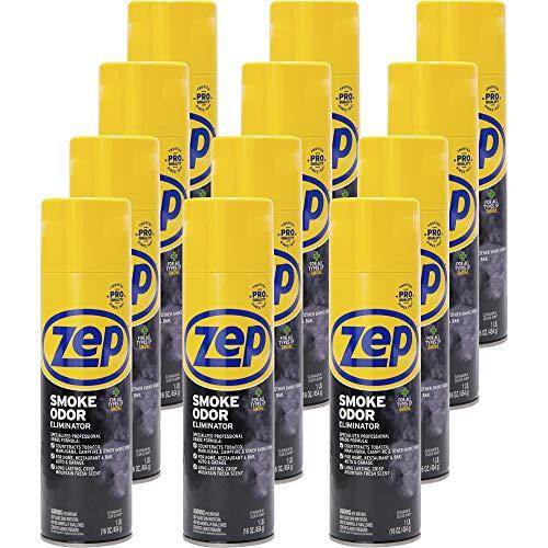 Zep, ZPEZUSOE16CT, Professional Strength Smoke Odor Eliminator, 12 / Carton