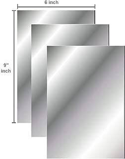 Q-Bics Flexible Mirror Sheets 6