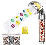 Best Shower Filter For Hard Waters - Ionic Shower Head with Vitamin C, Shower Filter Review