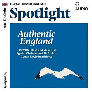 Spotlight Audio - Authentic England. 12/2017 Titelbild