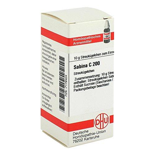 SABINA C200, 10 g