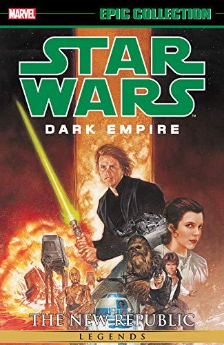 Star Wars Legends Epic Collection: The New Republic Vol. 5 (English Edition)