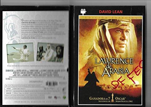 Lawrence de Arabia [DVD]