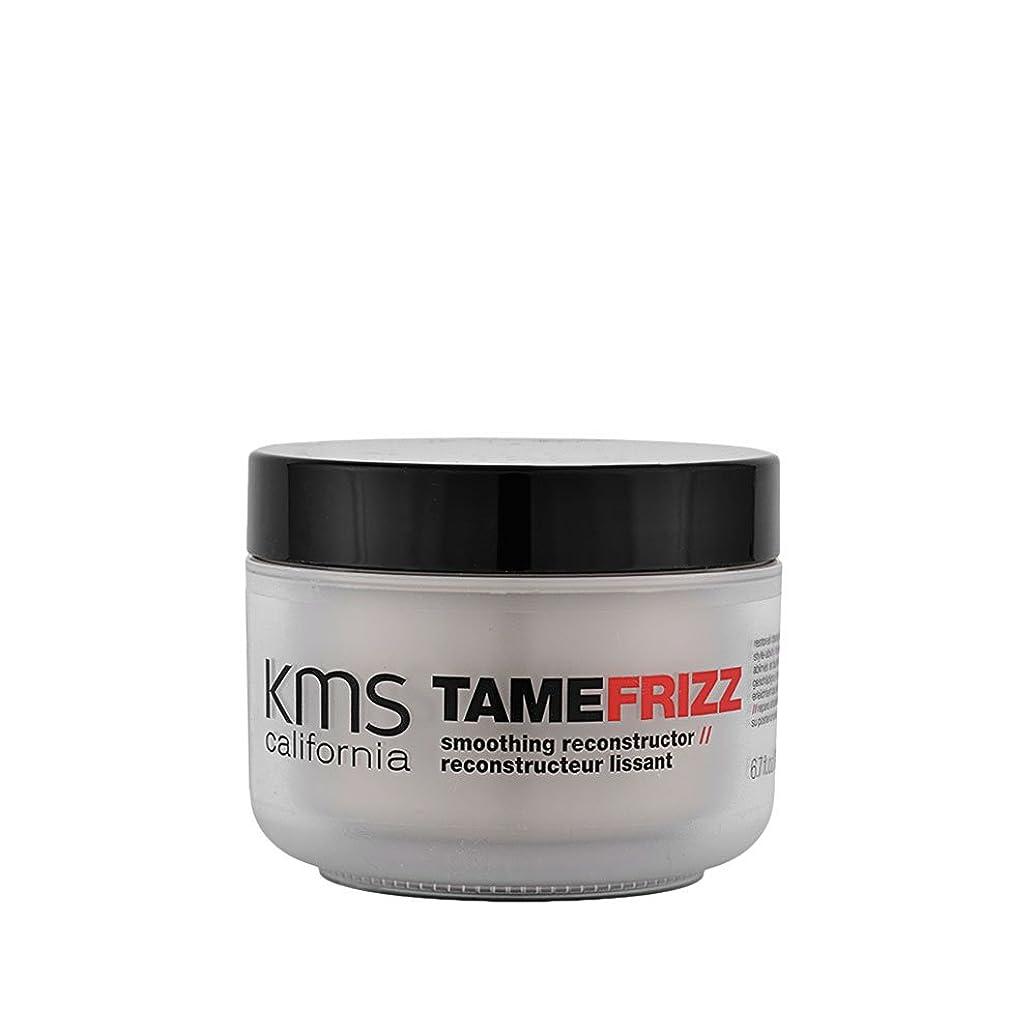 時代遅れ酸っぱい社会科TameFrizz by KMSカリフォルニアスムージングレコンストラクタ200ml