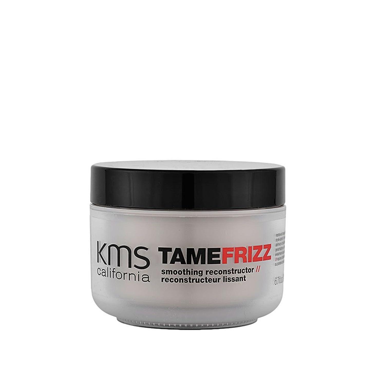 しつけ失敗近くTameFrizz by KMSカリフォルニアスムージングレコンストラクタ200ml