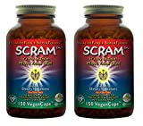 HealthForce SuperFoods Scram - 150 Vegan Capsules