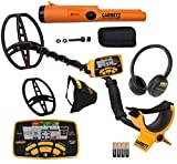 Garrett ACE 400Metalldetektor mit DD Wasserdichte Suchspule und pro-Pointer bei
