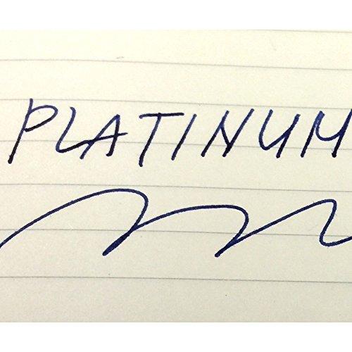 プラチナ万年筆万年筆カートリッジインクブルーブラック10本SPSQ-400#3