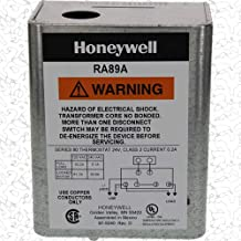 RA89A-1074/U - OEM Upgraded Replacement for Honeywell Switching Control Transformer Relay