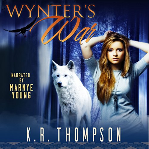 Wynter's War audiobook cover art