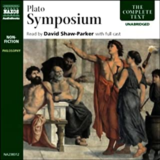 Symposium                   By:                                                                                                                                 Plato                               Narrated by:                                                                                                                                 full cast                      Length: 2 hrs and 32 mins     40 ratings     Overall 4.6