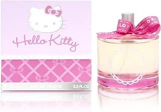 Hello Kitty by Sanrio 3.3 oz Eau de Toilette Spray