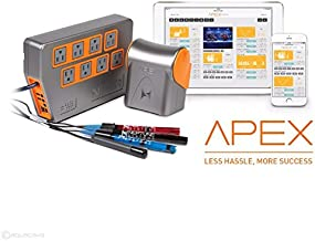 NEPTUNE SYSTEMS APEX AQUARIUM CONTROLLER - EB832, TEMP PROBE, SALINITY PROBE, DOUBLE JUNCTION LAB PH & LAB
