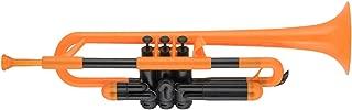 pBone PTRUMPET1O The Plastic Trumpet, Orange
