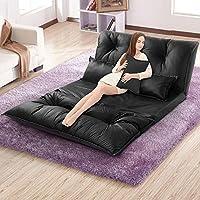 KTN Floor Sofa Bed Adjustable Folding Futon Sofa Floor Couch