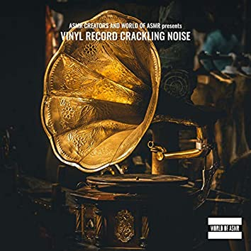 Vinyl Record Crackling Noise