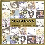 Madonnna - Complete Studio Albums     (1983-2008) マドンナ 「コンプリート・スタジオ・アルバム」