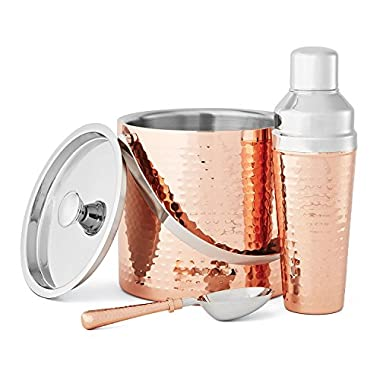 Member's Mark 3-Piece Barware Set (Copper)