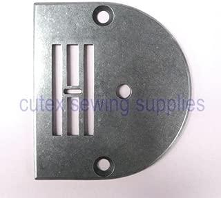 Cutex (TM) Brand Needle Plate For Pfaff 138 238 418 438 Zig-Zag Sewing Machines #91-026512-04A