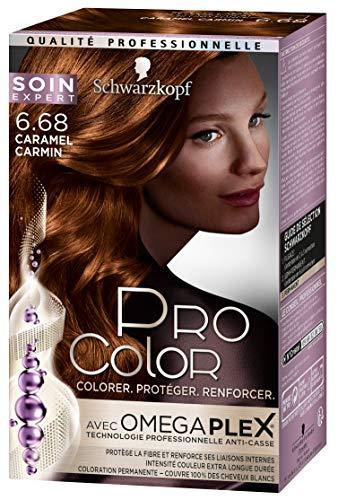 commercial petit coloration cheveux puissant
