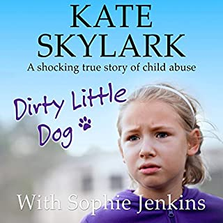 Dirty Little Dog audiobook cover art