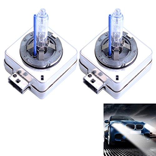 Lumières de haute qualité, 2 PCS D1S 35W 3800 LM 6000K Ampoules HID Xénon Lampes, DC 12V