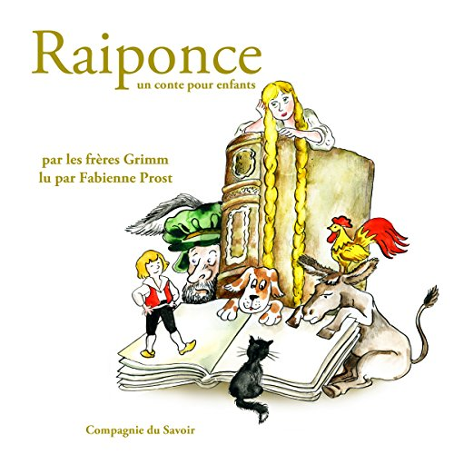 Raiponce cover art