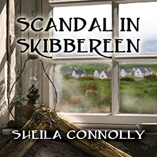 Scandal in Skibbereen audiobook cover art