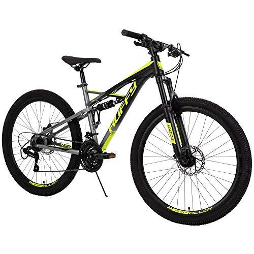 Huffy 26-inch Oxide Mens Mountain Bike - Dual Suspension