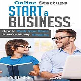 Online Startups: Start a Business cover art